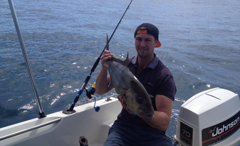 The best fishing spots in western australia perth girl for Indian river inlet fishing tips