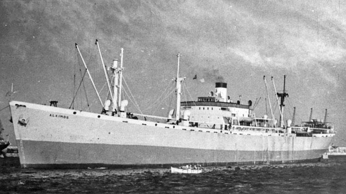 Alkimos-Sailing