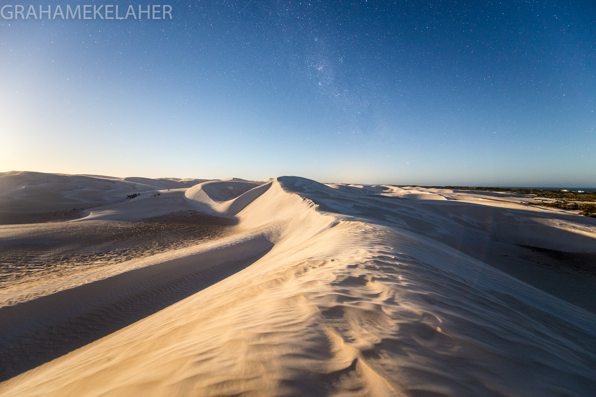 Stargazing in Western Australia-Lancelin