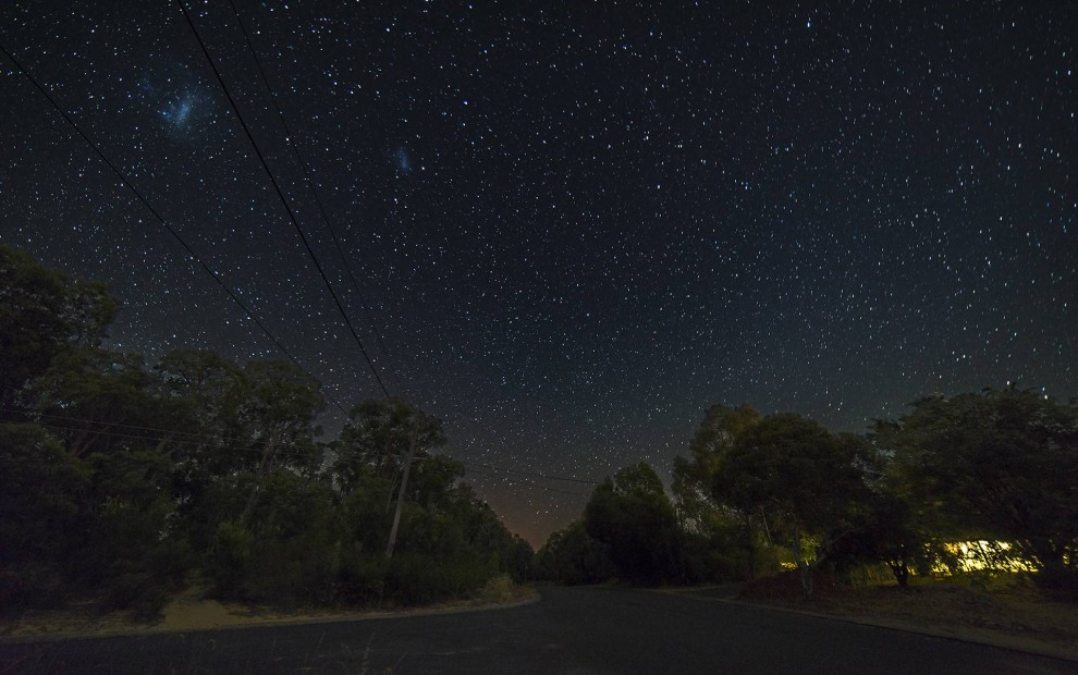 Stargazing in Western Australia- street-photo