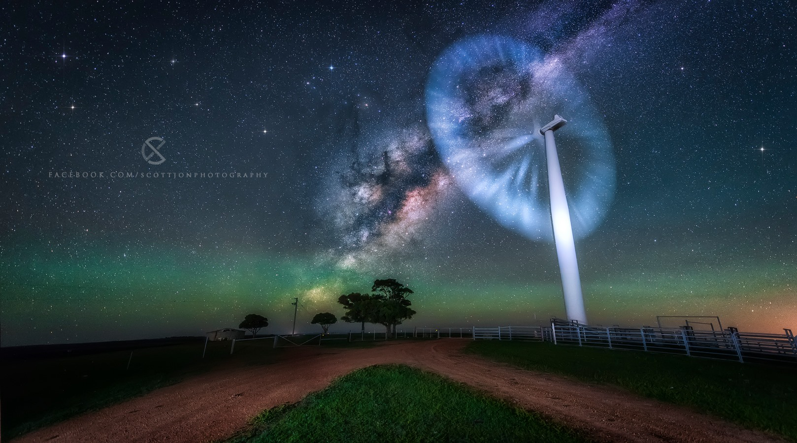 Stargazing in Western Australia-Wind-Farm-Cervantes
