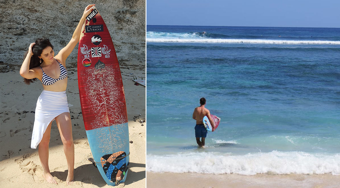 Top 10 best places to surf in the world