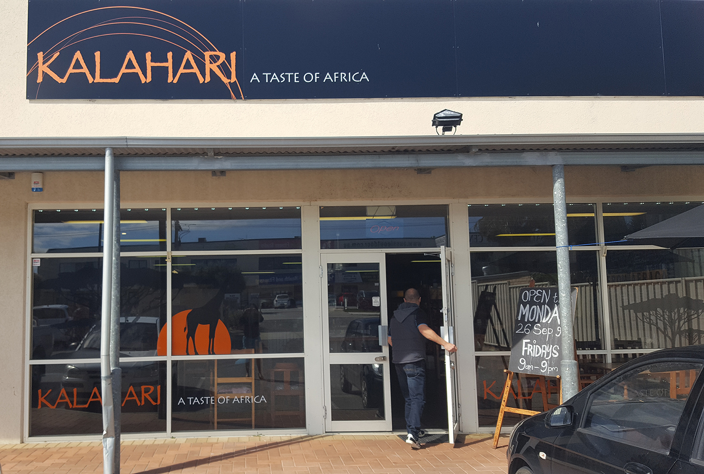 A taste of south africa in perth south african cuisine for African cuisine restaurants