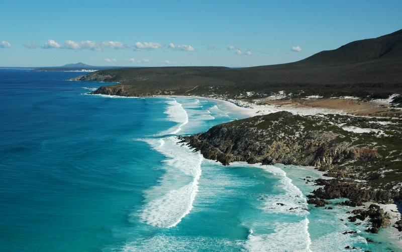 Surfing in Western Australia: Fitzgerald River National Park