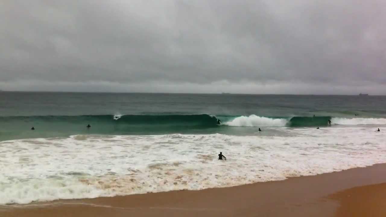 Surfing in Western Australia: Bunbury