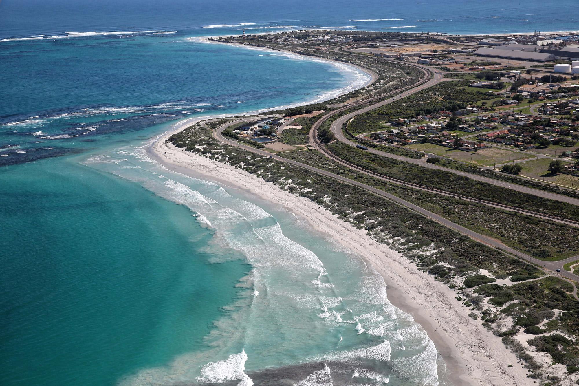 Surfing in Western Australia: Geraldton
