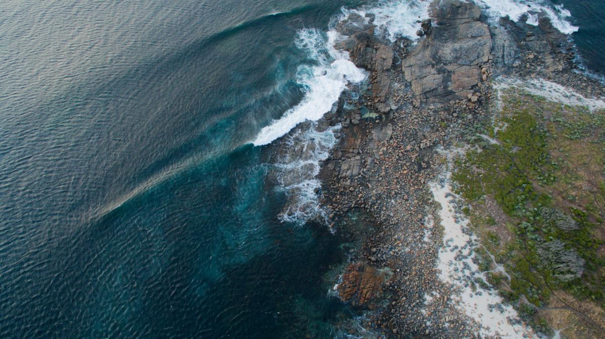 Surfing in Western Australia: Gracetown