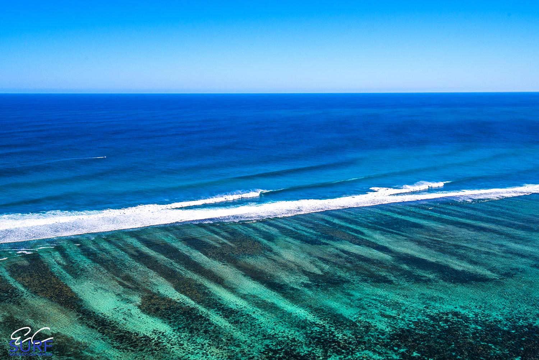Surfing in Western Australia: Ningaloo Reef