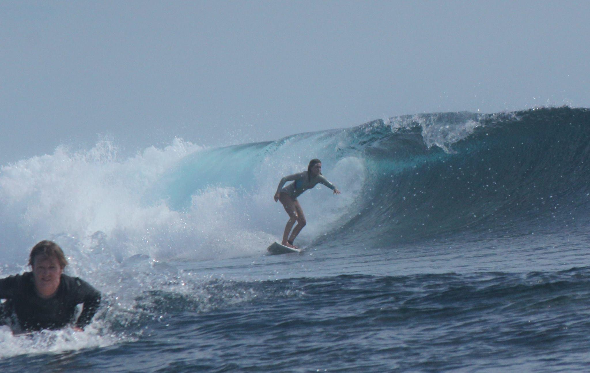 Surfing in Western Australia: Muiron Islands