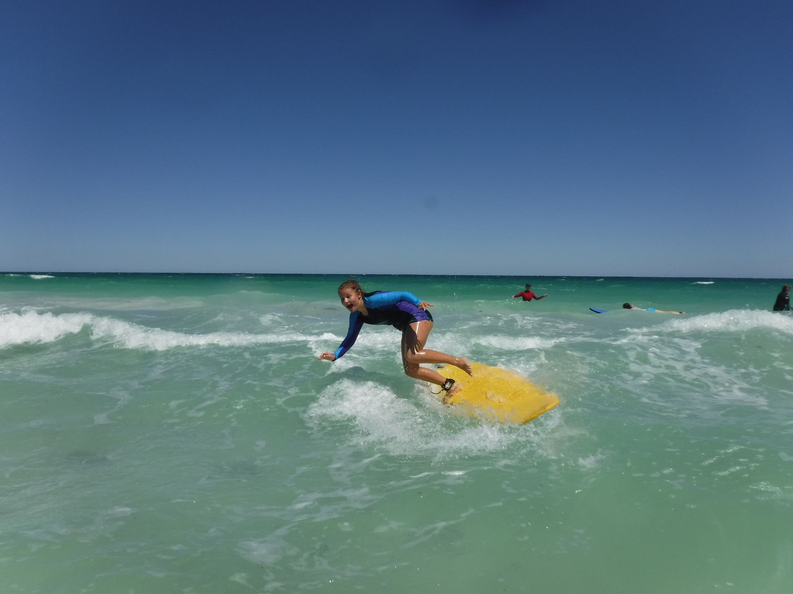 Surfing in Western Australia: Lancelin