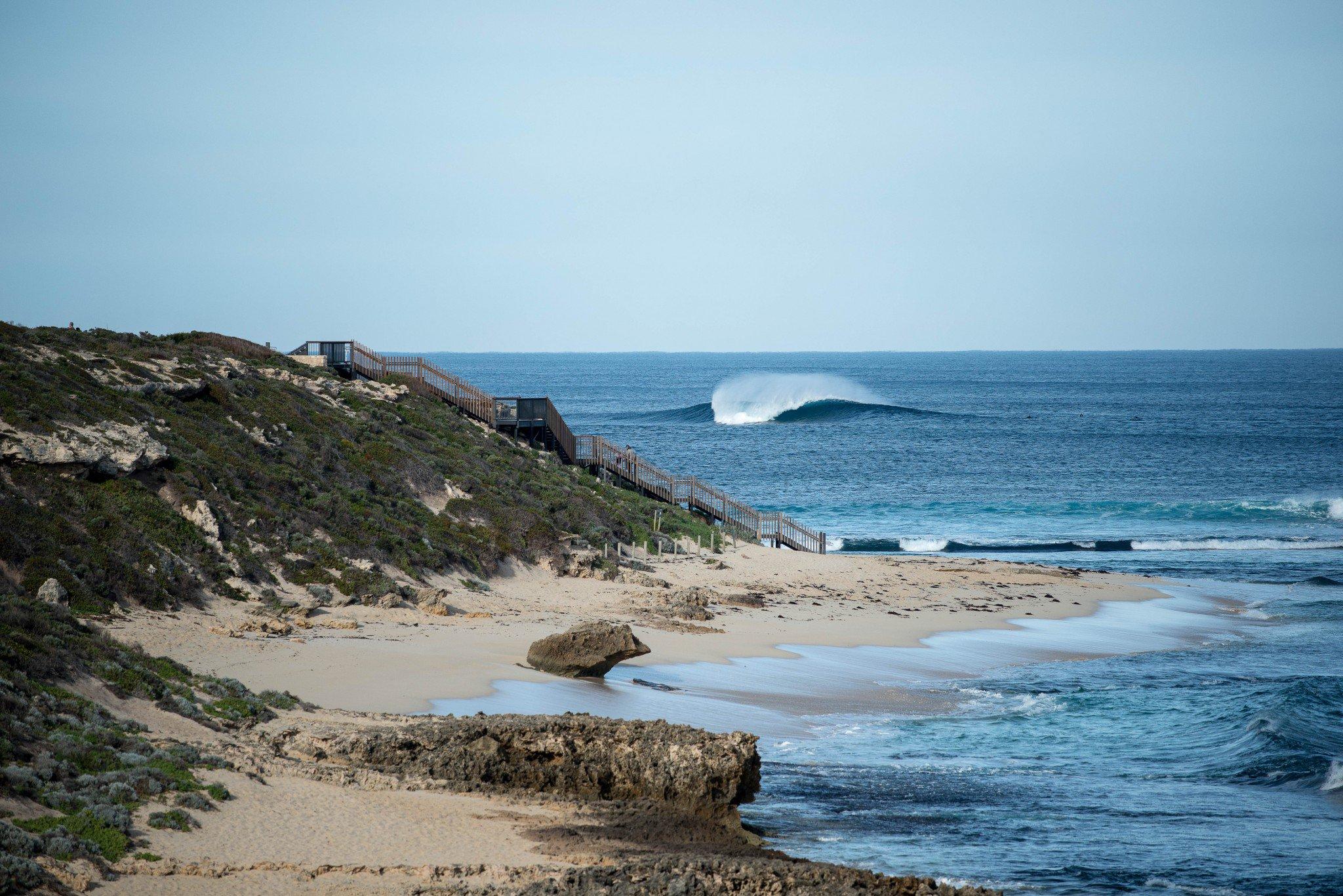 Surfing in Western Australia: Margaret River