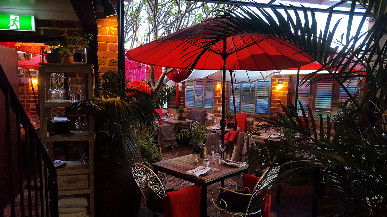 Escape To Bali At Chinta Cafe In North Perth